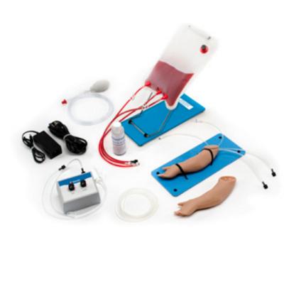 Braccio per Iniezione Venosa e Accesso Arterioso nel Neonato